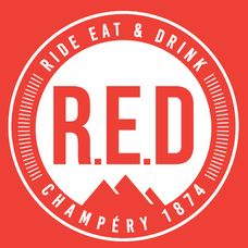 Logo Le RED - Champéry